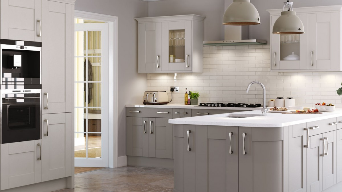 Kitchen Specialists Worcestershire Marlow Painted Timber