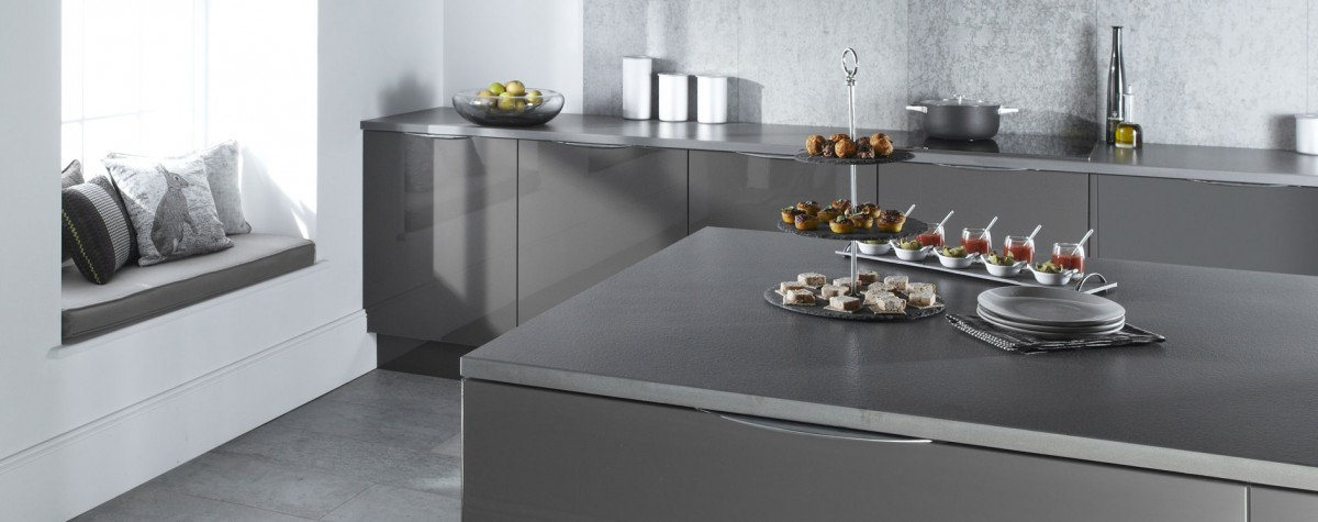 Bromsgrove Kitchen Cabinets Otto Modern Kitchen