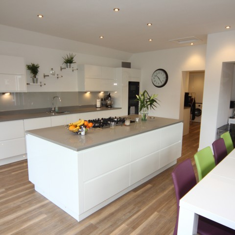 white gloss kitchens black worktops white gloss kitchen with black granite worktops worcester 740